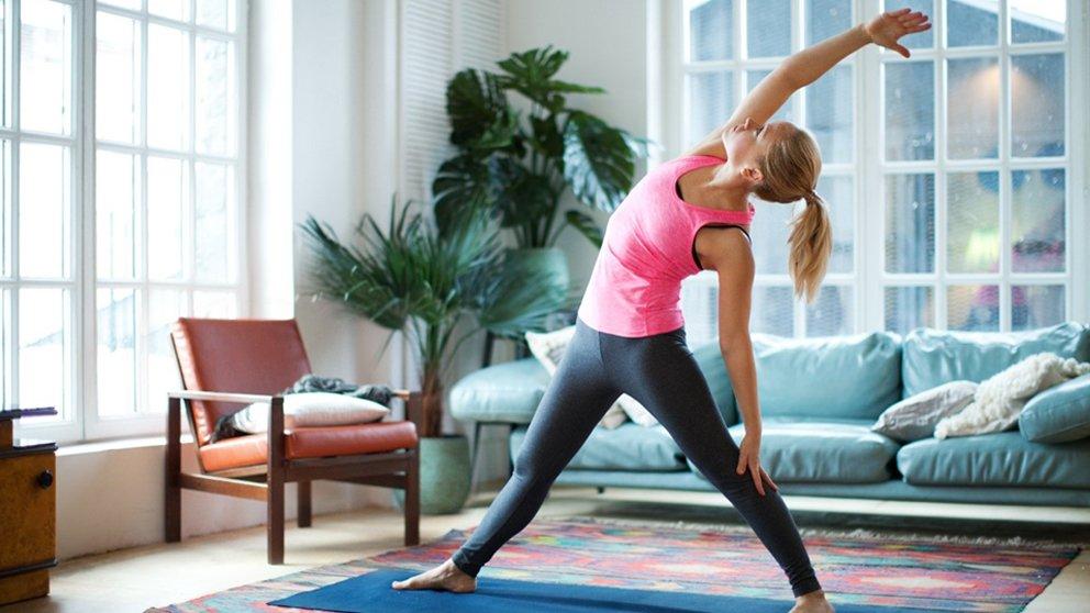 Oxygym Yoga 2